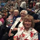 June 7th 2017. Anne, Margery and Mary attending NFWI Annual Meeting, Liverpool